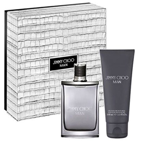 Jimmy Choo Man Gift Set 50ml EDT + 100ml All Over Shower Gel