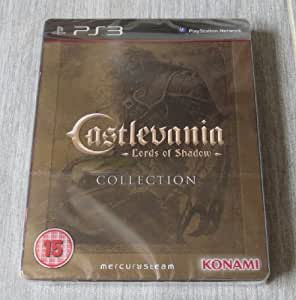 Castlevania: Lords of Shadow Collection (Limited Edition Steelbook) [PS3]