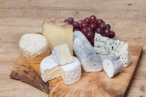 Käseplatte ''Französischer Käse zum Dessert''