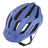 Scott Fahrradhelm Arx MTB, Blue Matt, 51-55 cm, 2384890328006