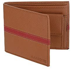 MarkQues Captive Tan Mens Wallet (CP-440407)