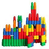 Puzzle Bambini Educativi Forma Di Proiettile Di Blocchi Costruttivi Gioco Fai Da Te 1bag Regalo Giocattolo