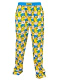 Adventure Time Mens Adventure Time Lounge Pants Large