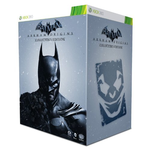 Batman: Arkham Origins - Collector's Edition (exklusiv bei Amazon.de) - [Xbox 360] (360 Die Xbox Für Spiele Batman)