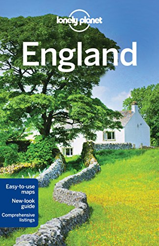 England 8 (Country Regional Guides)