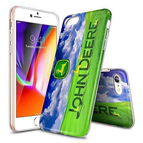 BAI JING Custodia per iPhone 6/6s, Custodia per Cellulare Antiurto e Anti-graffio TPU Trasparente Ultra Sottile - Modelli Personalizzabili [LZX201905146]