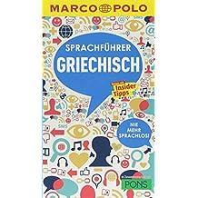 MARCO POLO Sprachführer Griechisch: Nie mehr sprachlos!