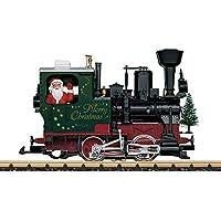 LGB 20215–Locomotora Navidad
