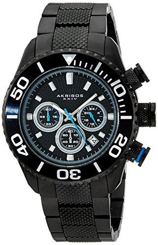 Akribos AK512BK - Reloj para hombres