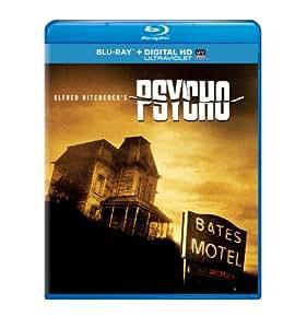 Psycho [Blu-ray] [1960] [US Import]