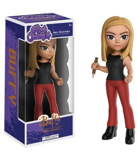 Funko btvs Figura Rock Candy Buffy (20919)