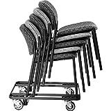 Lorell 99968 USA Sitzpuppe schwarz