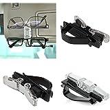Aeoss Car Sunglasses Holder Clip for Sunvisor Sun Visor ( Premium Quality )