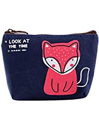 Kleine Tasche Katze Make Up Tasche Damen Tasche Style bunt Münzen Kosmetik Cat