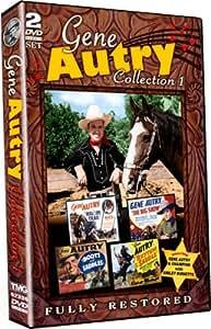 Gene Autry Collection 1 [DVD] [Region 1] [US Import] [NTSC]