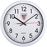 ATHLETIC CLUB DE BILBAO - Reloj de Pared 31 cm RE03AC03 - Blanco