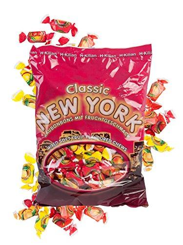 New York Vollständige (New York Kaubonbons classic Mix Mischung 1kg)