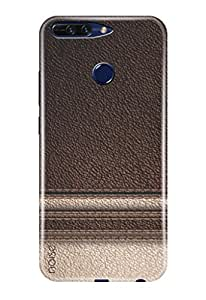 Noise Huawei Honor 8 Pro Printed Cover For Huawei Honor 8 Pro Case/ Patterns & Ethnic / Leather Design -(GD-53)