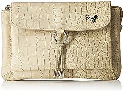 Baggit Womens Handbag (Beige)