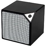 Goliton® Mini Cube stéréo portable multimédia sans fil voiture Bluetooth haut-parleur audio BT-308 gros-Noir