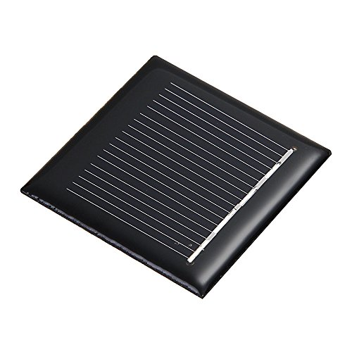 2V Solarpanel Solarmodul Solarzelle 0,24W 120mA zur Aufladung