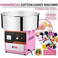 Candy floss making machine cotton candy maker sugar candy machine without acrylic