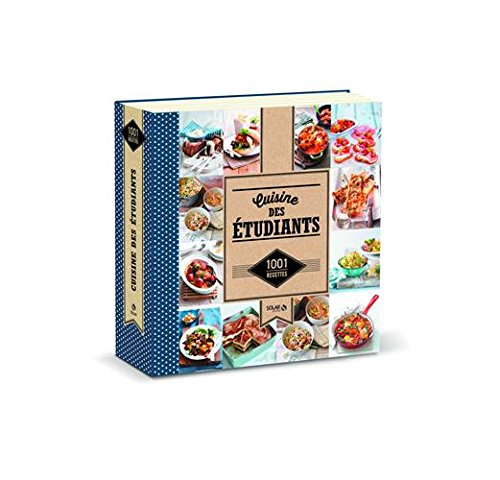 La cuisine des étudiants - 1001 recettes