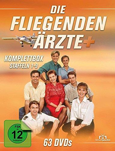 Komplettbox (63 DVDs)