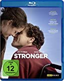 DVD Cover 'Stronger [Blu-ray]