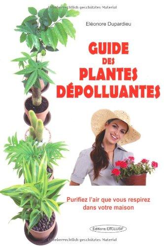 Guide des plantes dépolluantes
