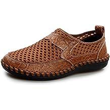 AgeeMi Shoes Uomo Punta Tonda Slip On Senza Tacco Sneaker Scarpe