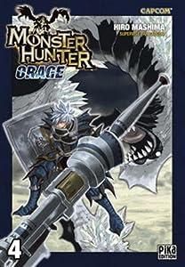 Monster Hunter Orage Réédition Tome 4