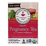 Traditional Medicinals - Foglia organica del lampone di tè di gravidanza - 16 Bustine di tè