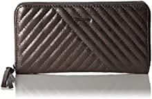 Tamaris Lissi Big Zip Around Wallet - Cartera Mujer