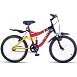 Hero Disney 20T Ironman Junior Cycle  15-inches (Black & Red)