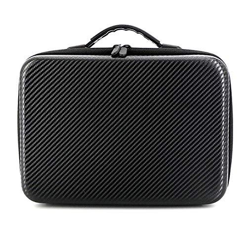 Jintime Für DJI Mavic 2 Pro/Zoom Wasserdichte Box Tasche Portable Hard Bag Handheld Tragetasche Aufbewahrungstasche Koffer für DJI Mavic 2 Pro/Zoom Kabel/Ladegerät / Fernbedienung/Drohne / Batterie