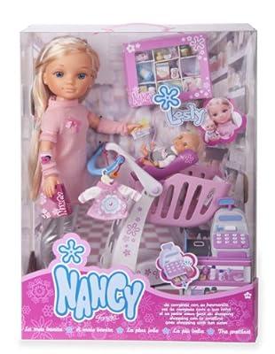 Nancy - De Compras Con Su Hermanita (Famosa) 700008561 de Famosa
