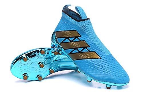 MSG3J8S, scarpe da calcio per uomo Ace16Purecontrol FGAG, Uomo, Blue, 43