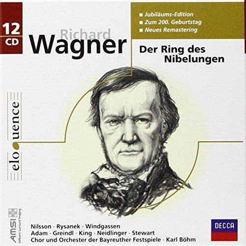 Wagner : Der Ring des Nibelungen [Import allemand]