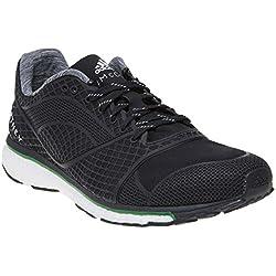 adidas Adizero Adios, Zapatillas de Deporte para Mujer, Negro (Negro-/Rojley/Narsue), 36 2/3 EU
