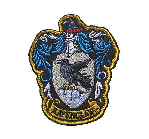 Oyster-Patch Harry Potter Hogwarts House of Gryffindor/Hufflepuff/Ravenclaw/Slytherin