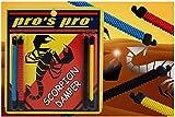 Pros Pro Scorpion Antivibrazioni per corde 4 Pack
