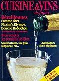 Telecharger Livres CUISINE ET VINS DE FRANCE No 403 du 01 12 1984 REVEILLONNEZ COMME CHEZ MAXIM S OLYMPE BOUCHE ROBUCHON BIEN ACHETER LES PRODUITS DE FETES CHAMPAGNE VIVE LA MAGNUM MEDOC LES JAPONAIS ARRIVENT PAR KAUFFMANN J CHARLES LAJOUANIE LES CHOIX DE GILLES GUERITHAULT FERRARI ET LE CRILLON (PDF,EPUB,MOBI) gratuits en Francaise