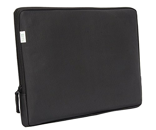 illios Water-Proof Laptop Sleeve/Notebook Computer Pocket Case/laptop Briefcase Carrying Bag/Pouch Cover For Micromax lapbook L1161 Silver  available at amazon for Rs.400