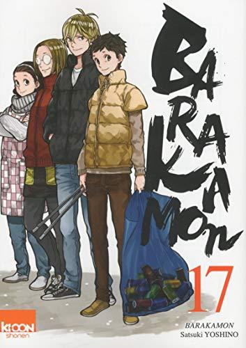Barakamon Edition simple Tome 17