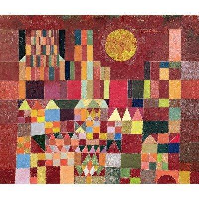 Puzzle Michele Wilson - Château et soleil KLEE - Bois - WIL203-24