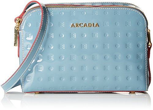 Arcadia Elisabeth, Sacs bandoulière Blu (Avio)