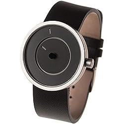 Aluminium Case Black Dial Nuno Watch
