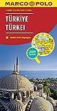 MARCO POLO Länderkarte Türkei 1:800 000 (MARCO POLO Länderkarten) - Collectif