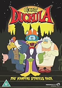 Count Duckula - The Vampire Strikes Back [DVD]